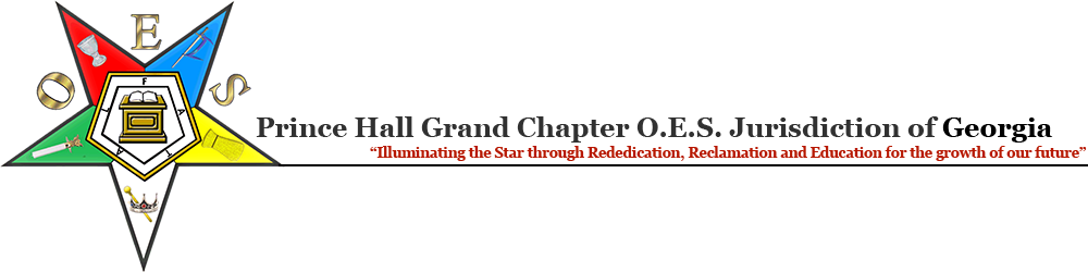 Prince Hall Grand Chapter O.E.S. Jurisdiction of Georgia
